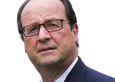 """总统新眼镜让法国""""大跌眼镜"""""""