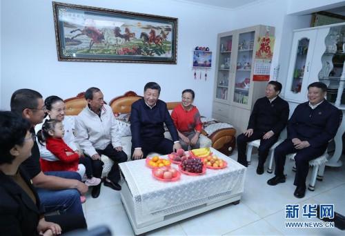 (时政)(17)习近平在东北三省考察并主持召开深入推进东北振兴座谈会