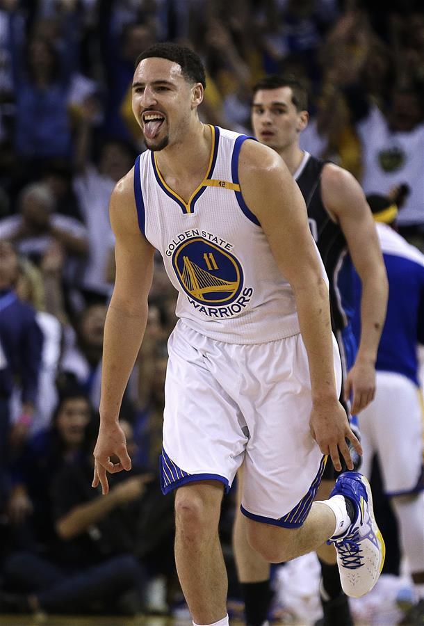 (体育)(1)篮球——NBA常规赛:勇士胜魔术