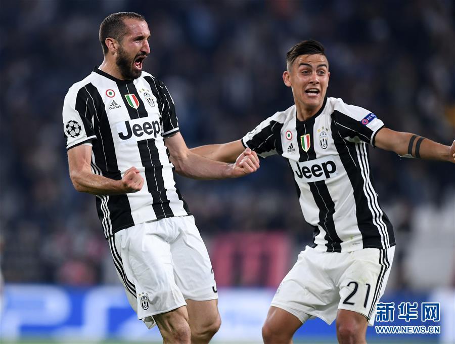 (体育)(2)足球——欧冠:尤文胜巴萨