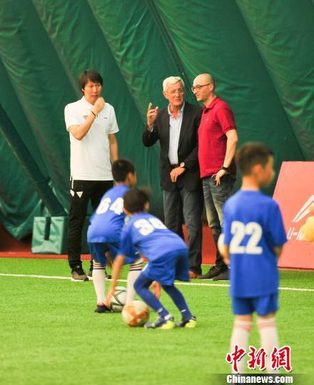 沈阳打造中国足球之都李铁8号足球公园开放