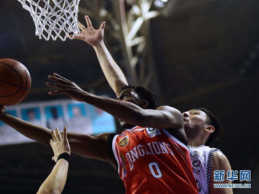 (体育)(4)篮球——CBA常规赛:辽宁本钢对广州证券