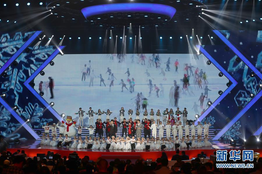 (体育)(24)中国十佳劳伦斯冠军奖颁奖盛典在京举行