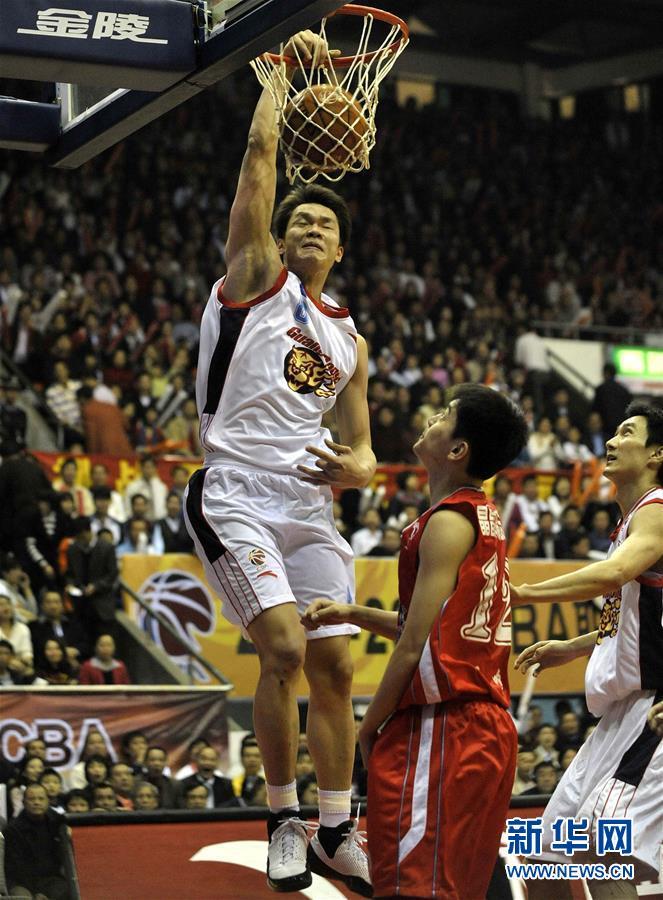 (体育·专题)(7)篮球——CBA:辽宁男篮夺冠之路