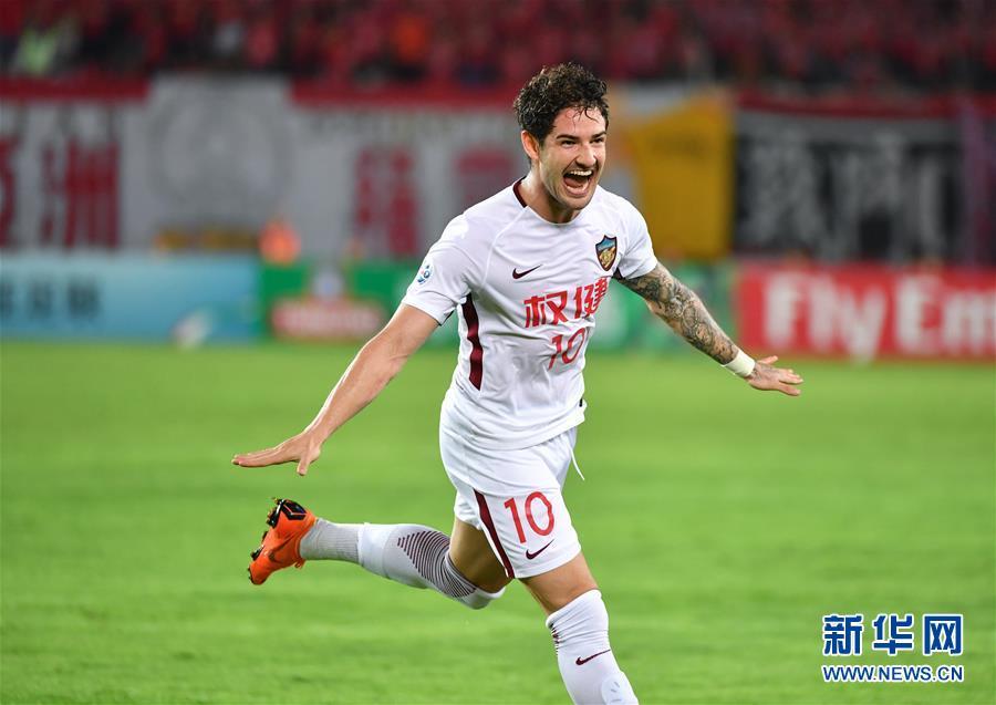 (体育)(1)足球——亚冠:天津权健淘汰广州恒大