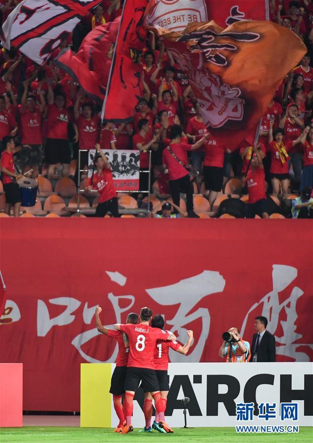 (体育)(2)足球——亚冠:天津权健淘汰广州恒大