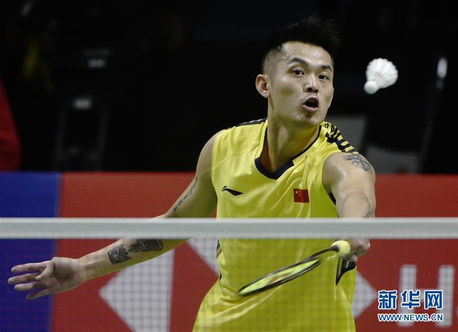 (体育)(3)羽毛球——汤姆斯杯:中国胜法国