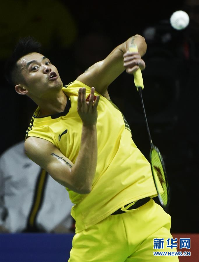 (体育)(5)羽毛球——汤姆斯杯:中国胜法国