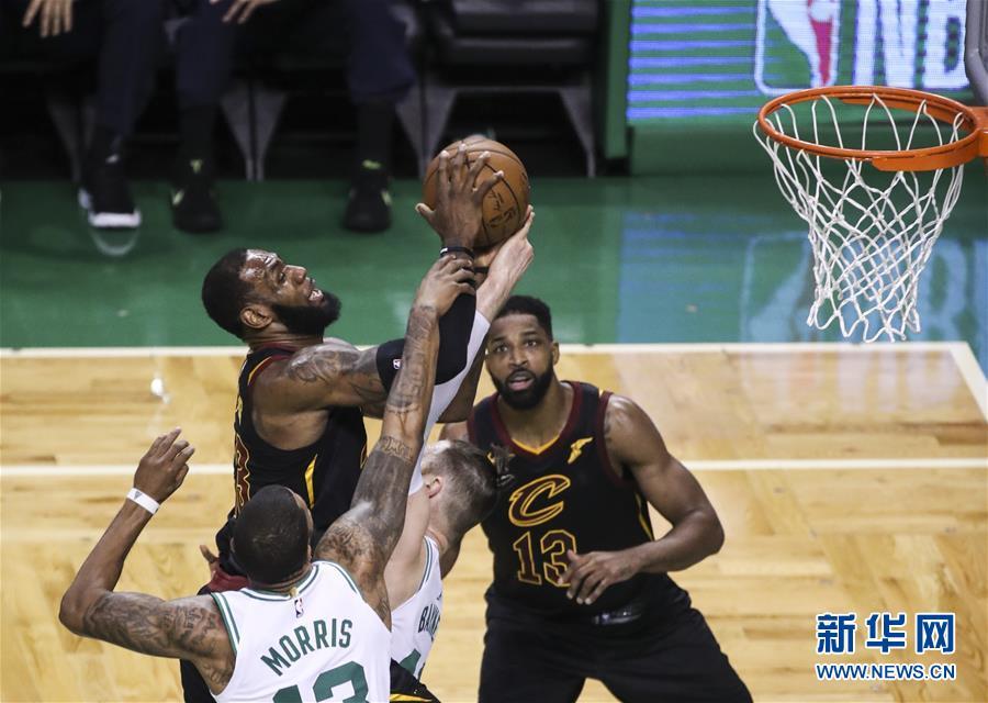 (体育)(2)篮球——NBA东部决赛:骑士队晋级总决赛