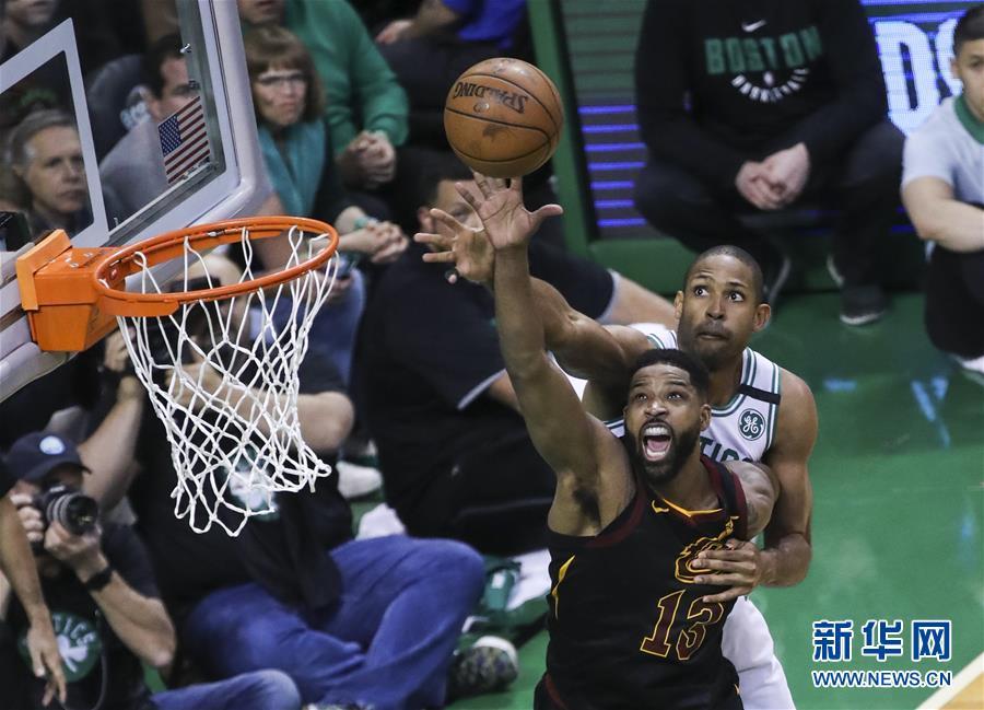 (体育)(8)篮球——NBA东部决赛:骑士队晋级总决赛