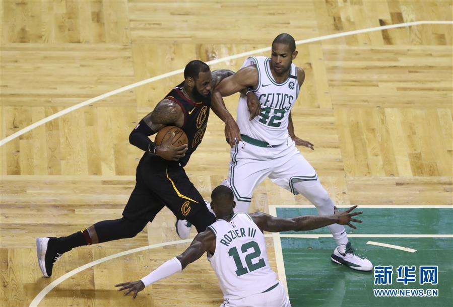 (体育)(6)篮球——NBA东部决赛:骑士队晋级总决赛