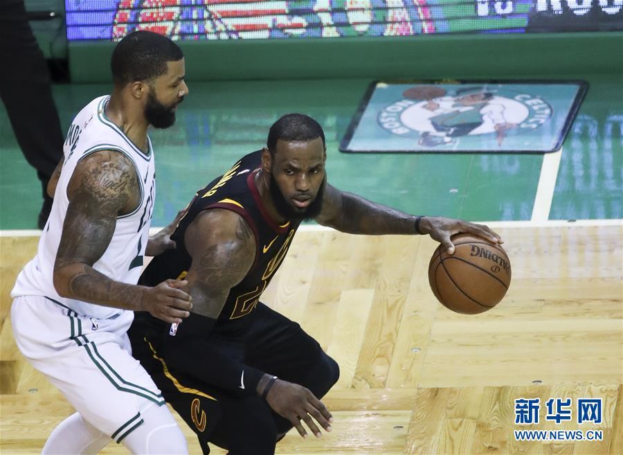 (体育)(4)篮球——NBA东部决赛:骑士队晋级总决赛