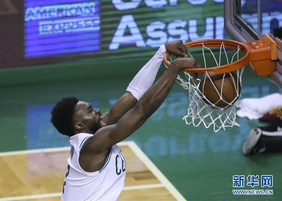 (体育)(12)篮球——NBA东部决赛:骑士队晋级总决赛