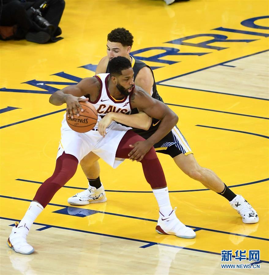(体育)(6)篮球——NBA总决赛第二场:勇士胜骑士