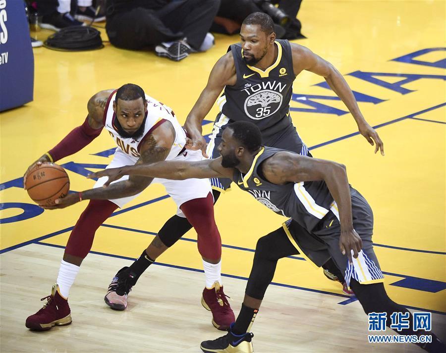 (体育)(7)篮球——NBA总决赛第二场:勇士胜骑士