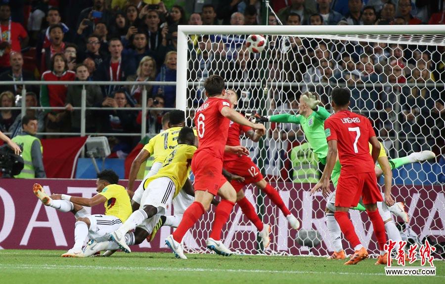 三狮军团世界杯点球战首胜 英格兰时隔12年再