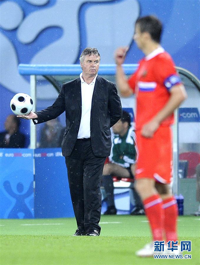 (体育)(2)足球——中国足协宣布希丁克出任中国U21男足主教练
