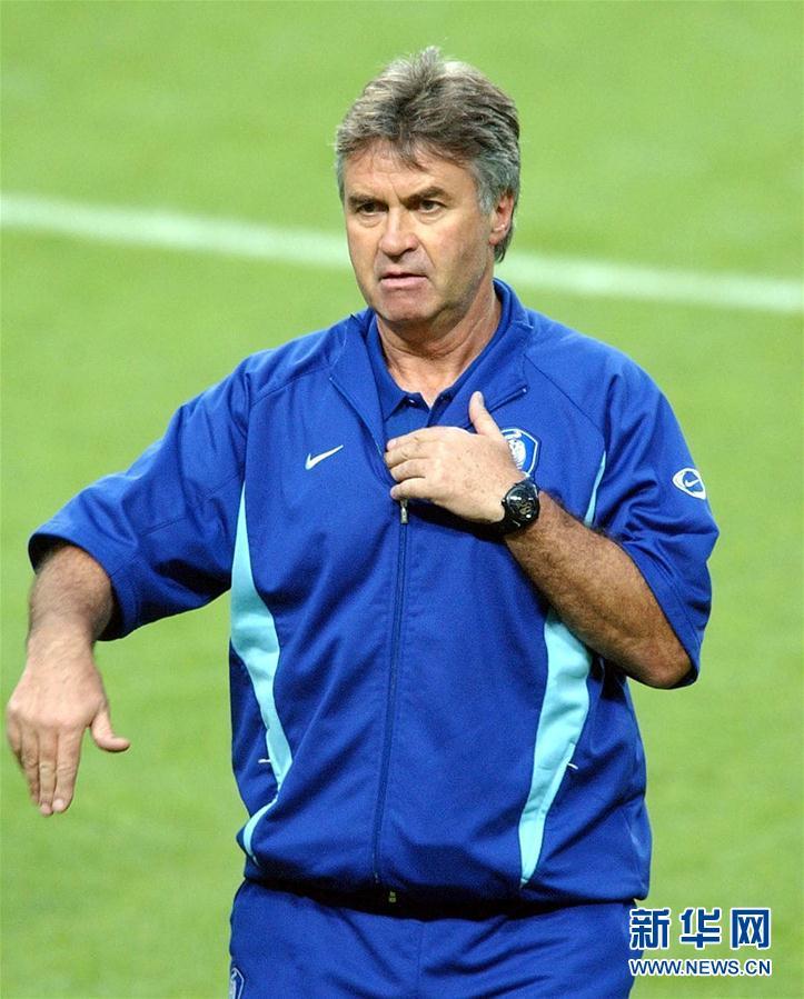 (体育)(3)足球——中国足协宣布希丁克出任中国U21男足主教练