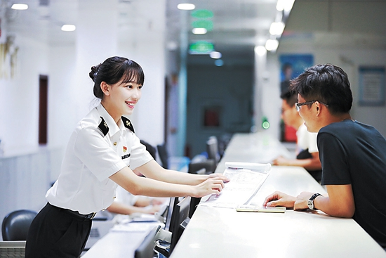 深圳海关持续优化营商环境
