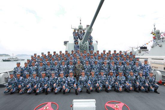 澳门新金沙国际娱乐:深入贯彻新时代党的强军思想_把人民海军全面建成世界一流海军