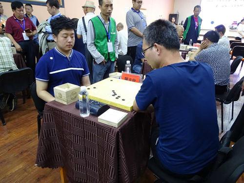 第二届保山端阳围棋邀请赛开赛 45名高手以棋会友