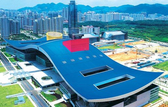 缔造建筑速度与激情 深圳城市地标见证改革开放奇迹