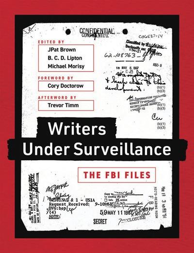 那些被FBI监视的美国作家