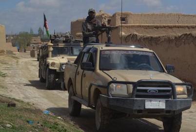 (国际)(2)阿富汗在加兹尼省展开军事行动