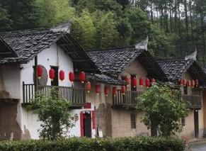 """(壮丽70年)(2)华屋""""红军村""""的幸福蜕变"""
