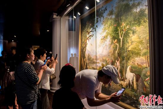 78件梵蒂冈博物馆藏中国文物展出