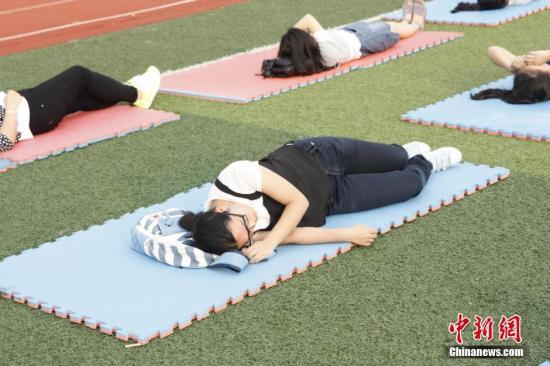 中国睡眠指数报告:四分之一北京居民睡眠不足